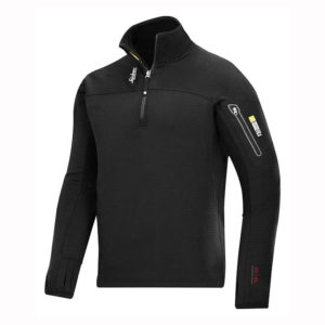Snickers 9435 Body Mapping Micro Fleece Pullover