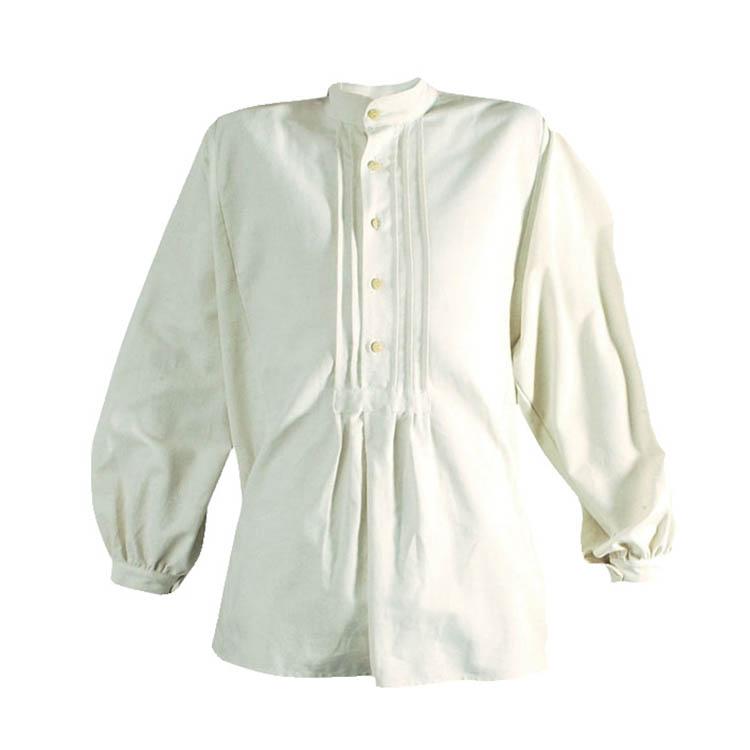 Klassisches Handwerkerhemd