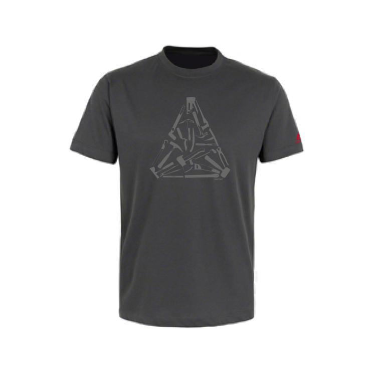 "Das T-Shirts ""Tools"" anthrazit"
