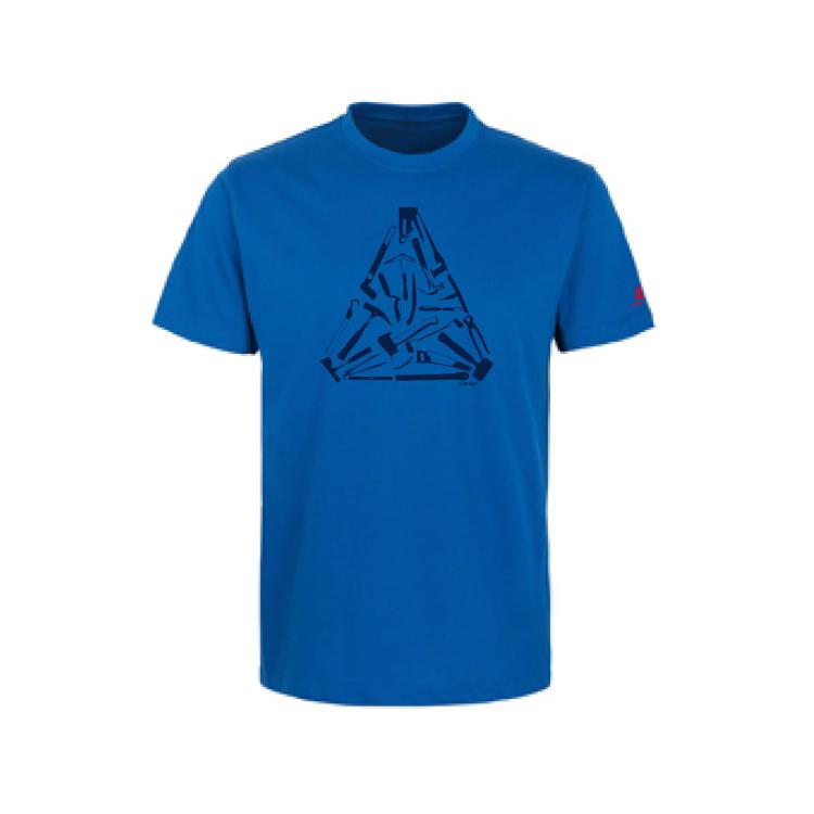 """T Shirt """"Tools"""" royal, Logoshirt """"Tools"""""""