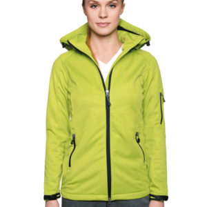 Woman Softshell Jacke Alberta