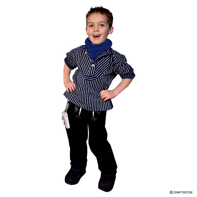 """OYSTER Kinder Fischerhemd """"Luca"""""""